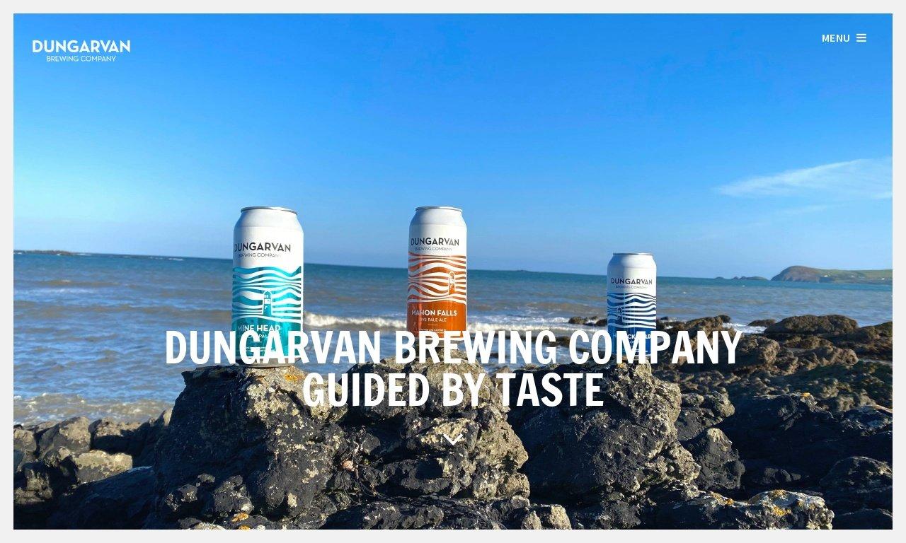 Dungarvanbrewingcompany.co 1