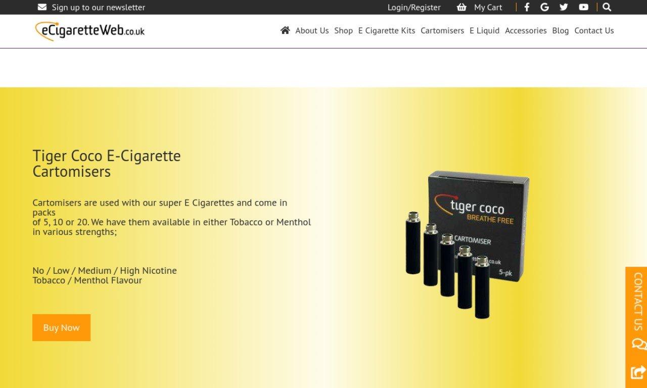 ECigaretteWeb.co.uk 1