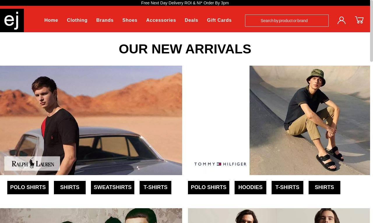 Ejmenswear.com 1
