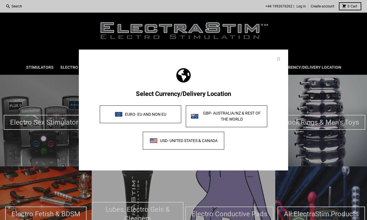 Electrastim.com 1