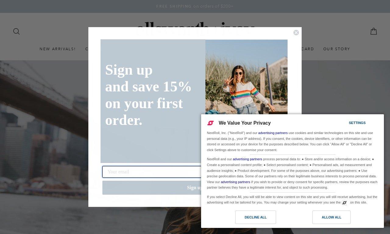 Ellsworth and ivey.com 1
