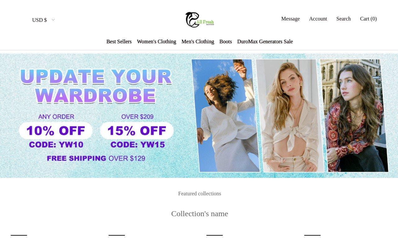 Ericdress.com - Spain 1