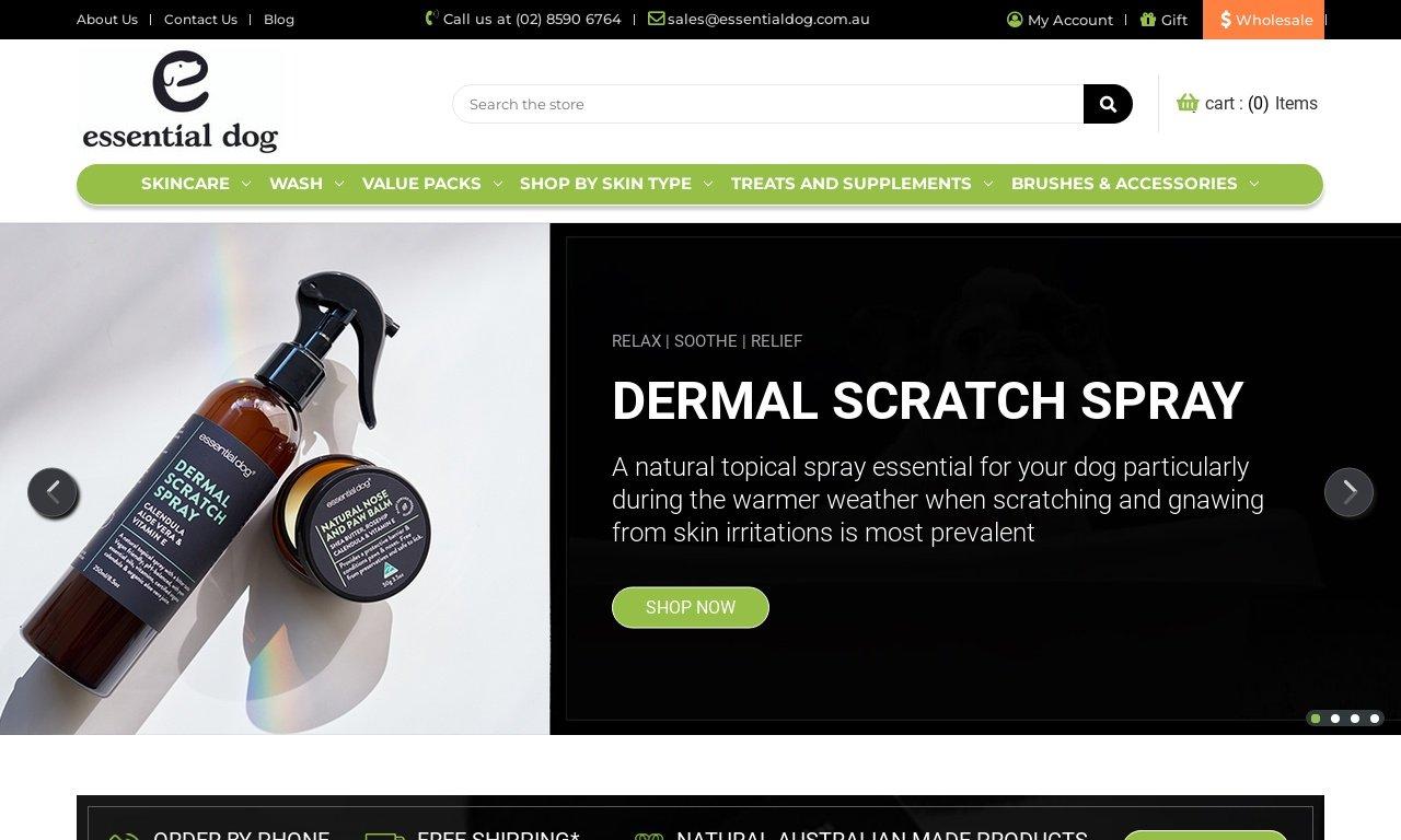EssentialDog.com.au 1