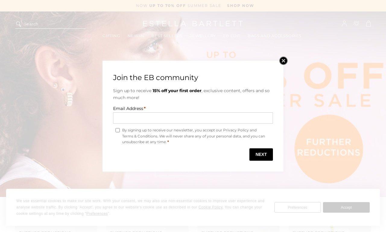 Estellabartlett.com 1