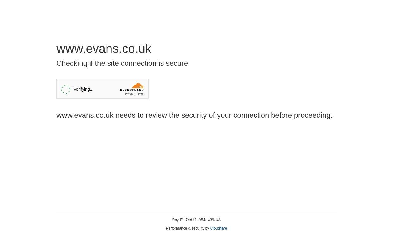 Evans.co.uk 1