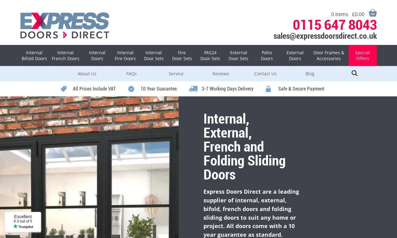 Expressdoorsdirect.co.uk 1