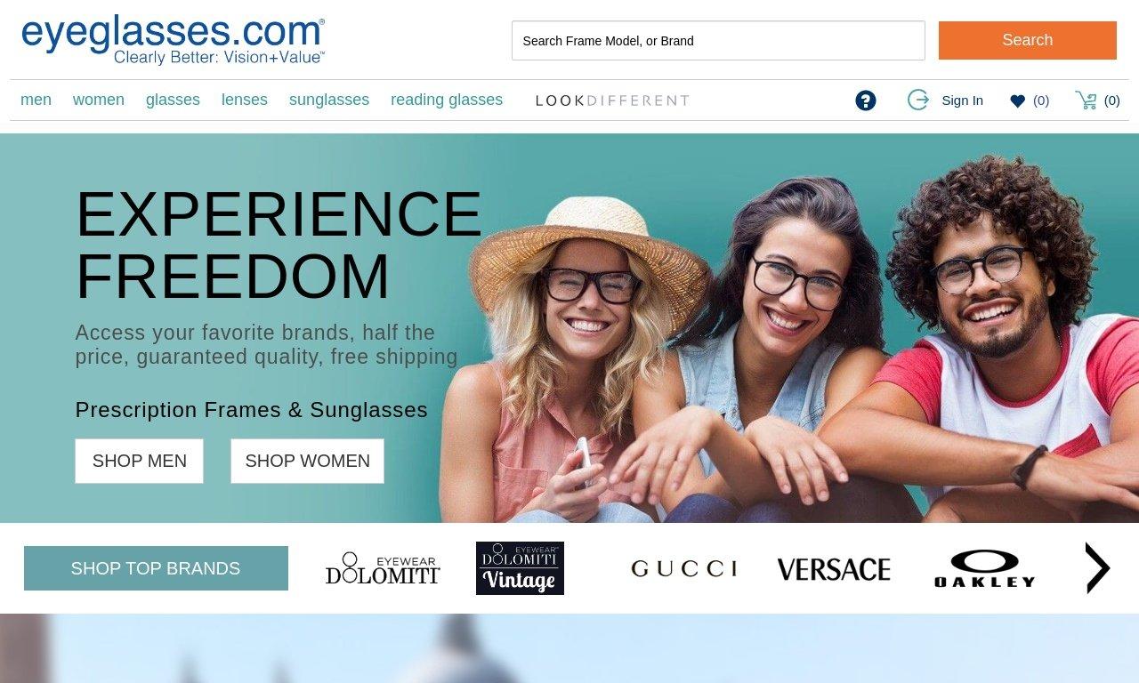 Eyeglasses.com 1