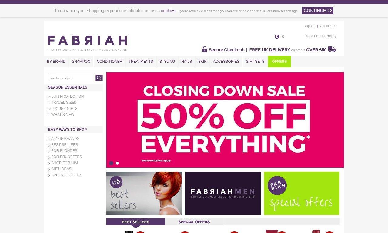 Fabriah.com 1