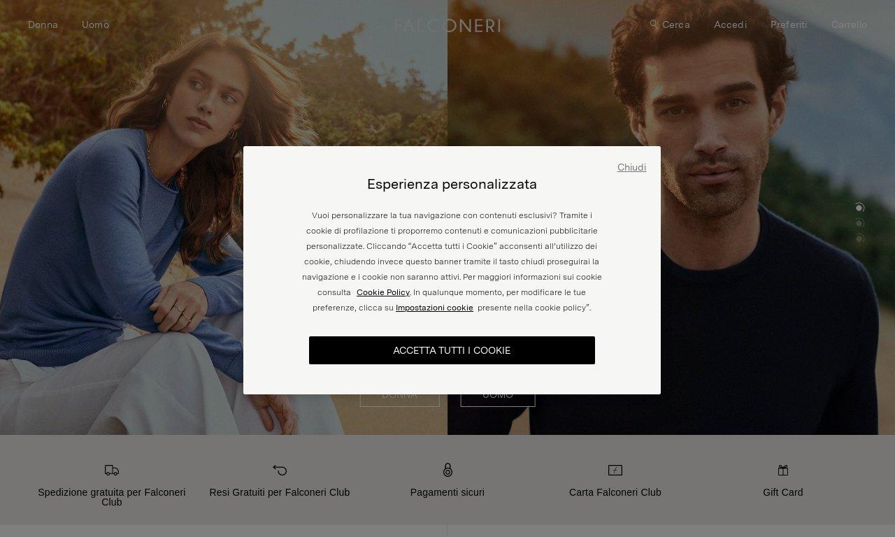 Falconeri.com 1