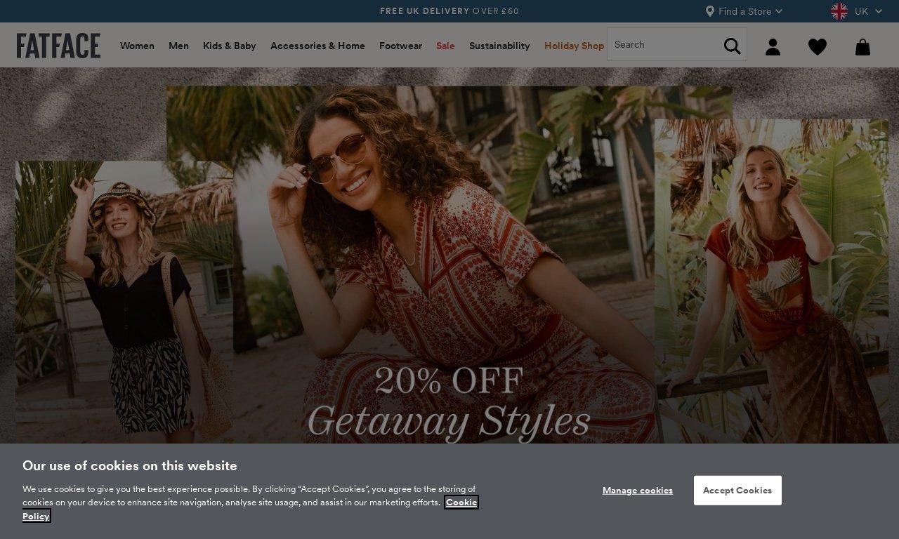 Fatface.com 1