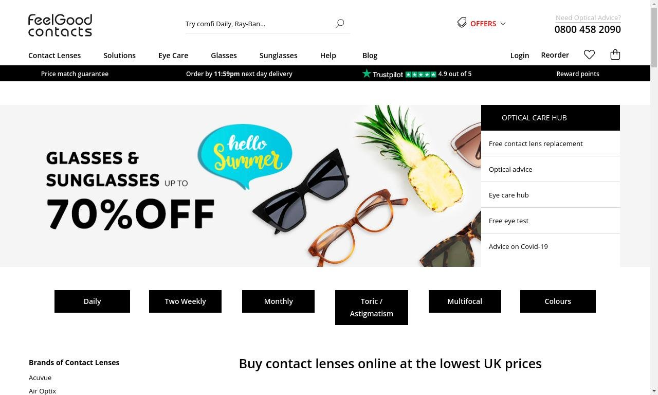 Feelgoodcontacts.ie 1