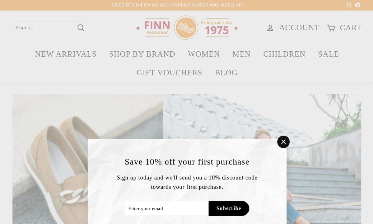 Finnfootwear.com 1