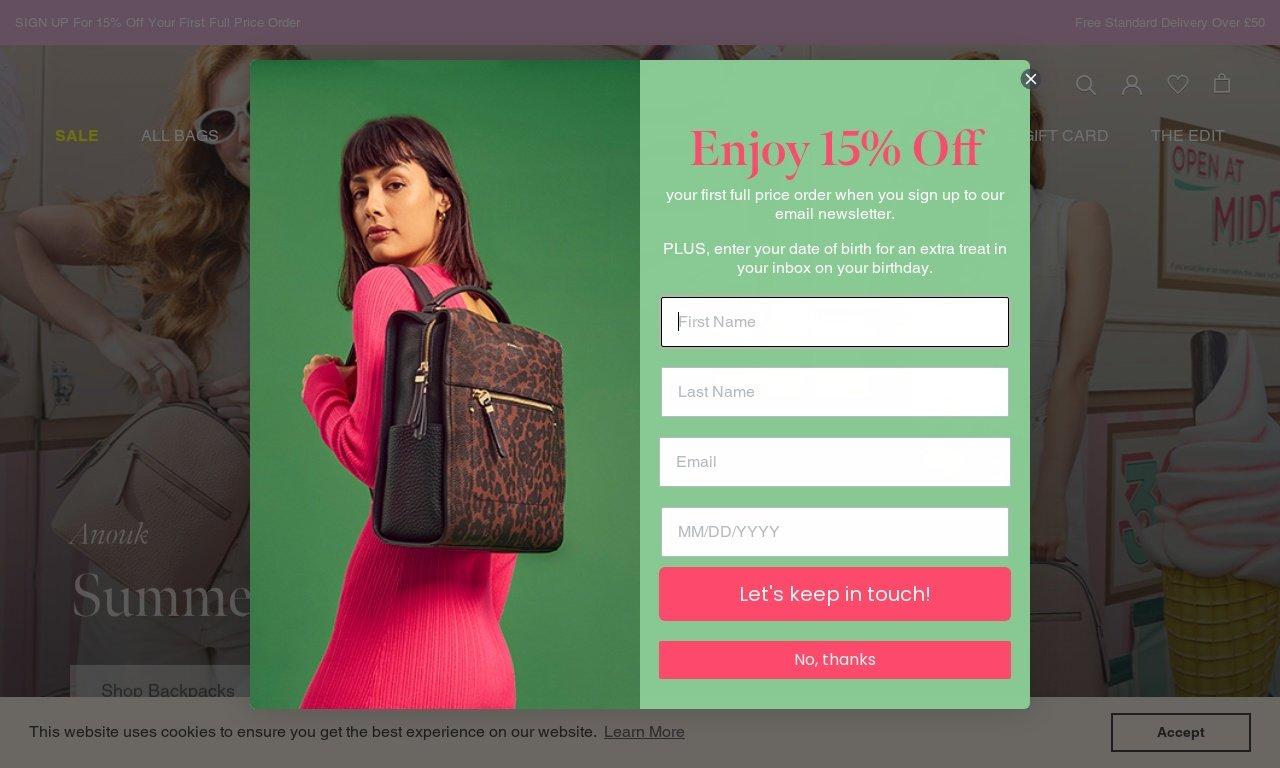Fiorelli.com 1