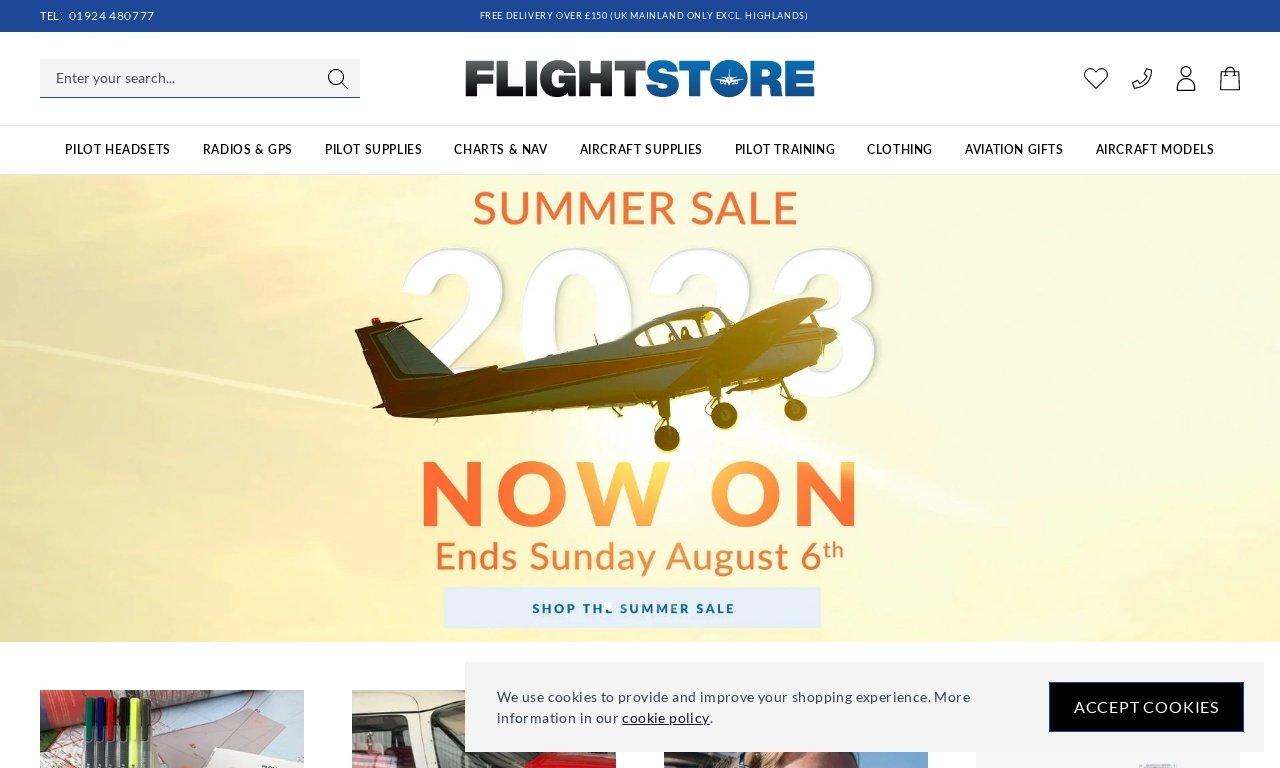 Flightstore.co.uk 1