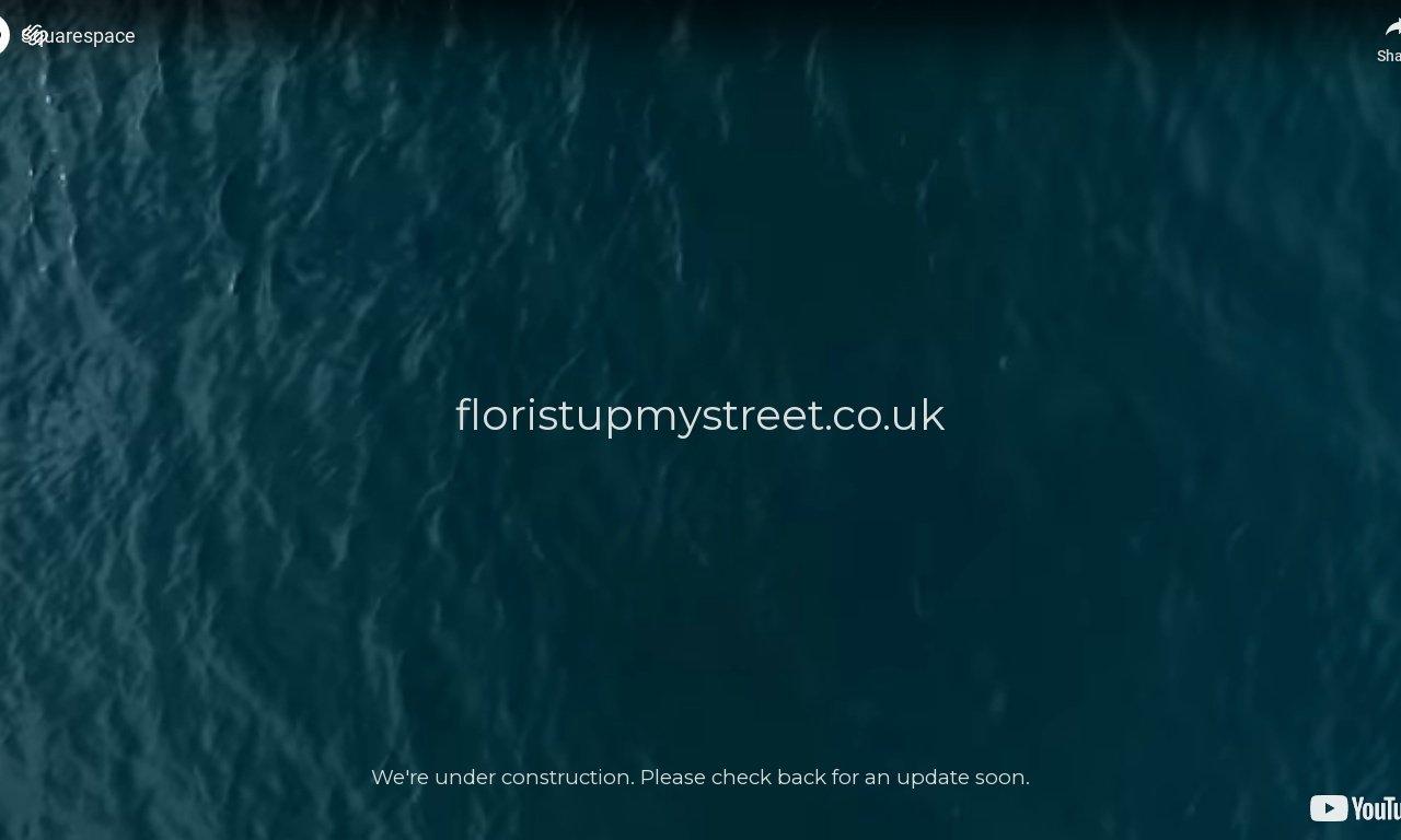 Floristupmystreet.co.uk 1