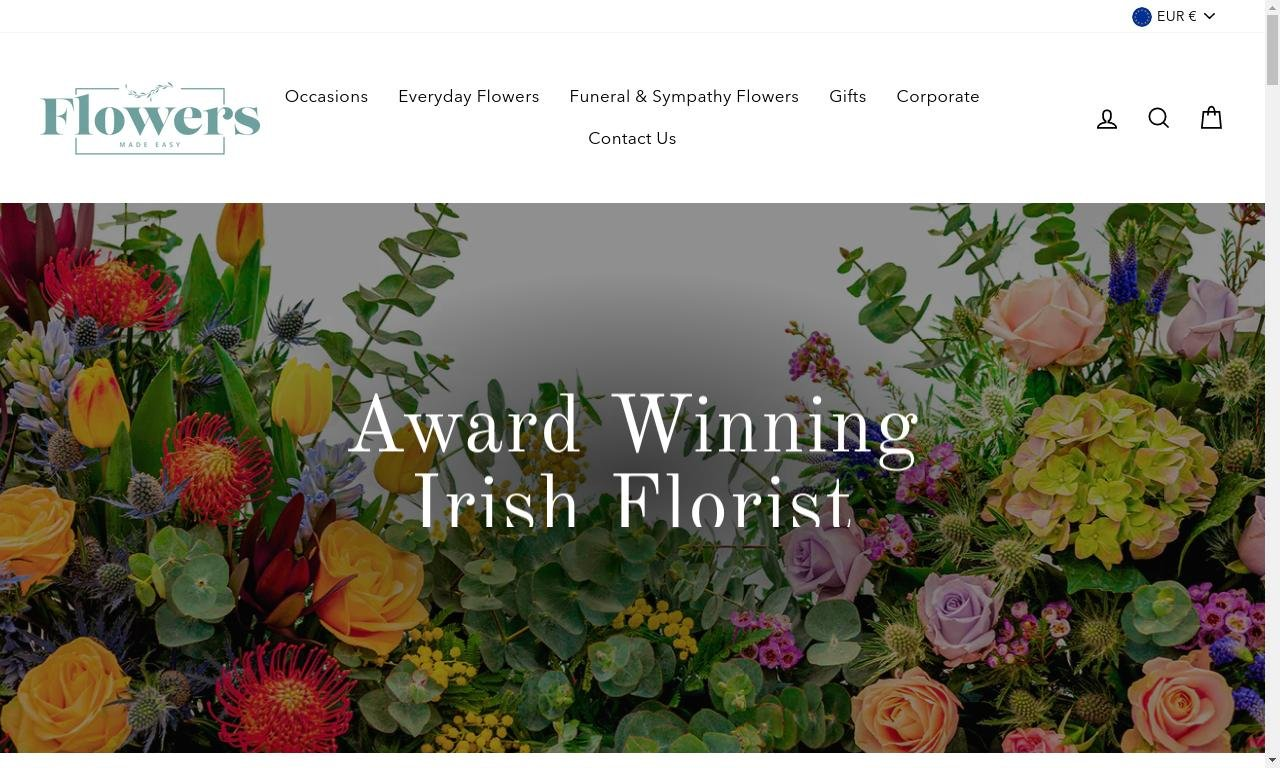 Flowersmadeeasy.ie 1