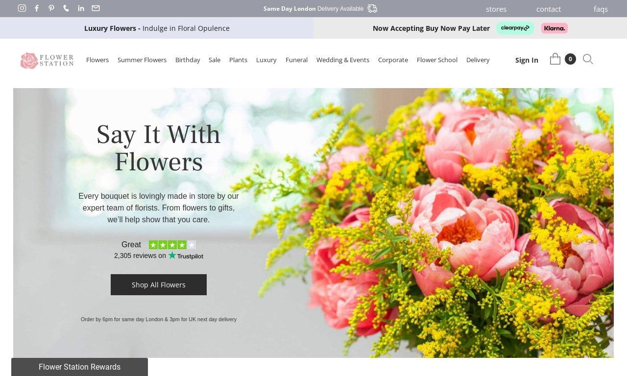 FlowerStation.co.uk 1