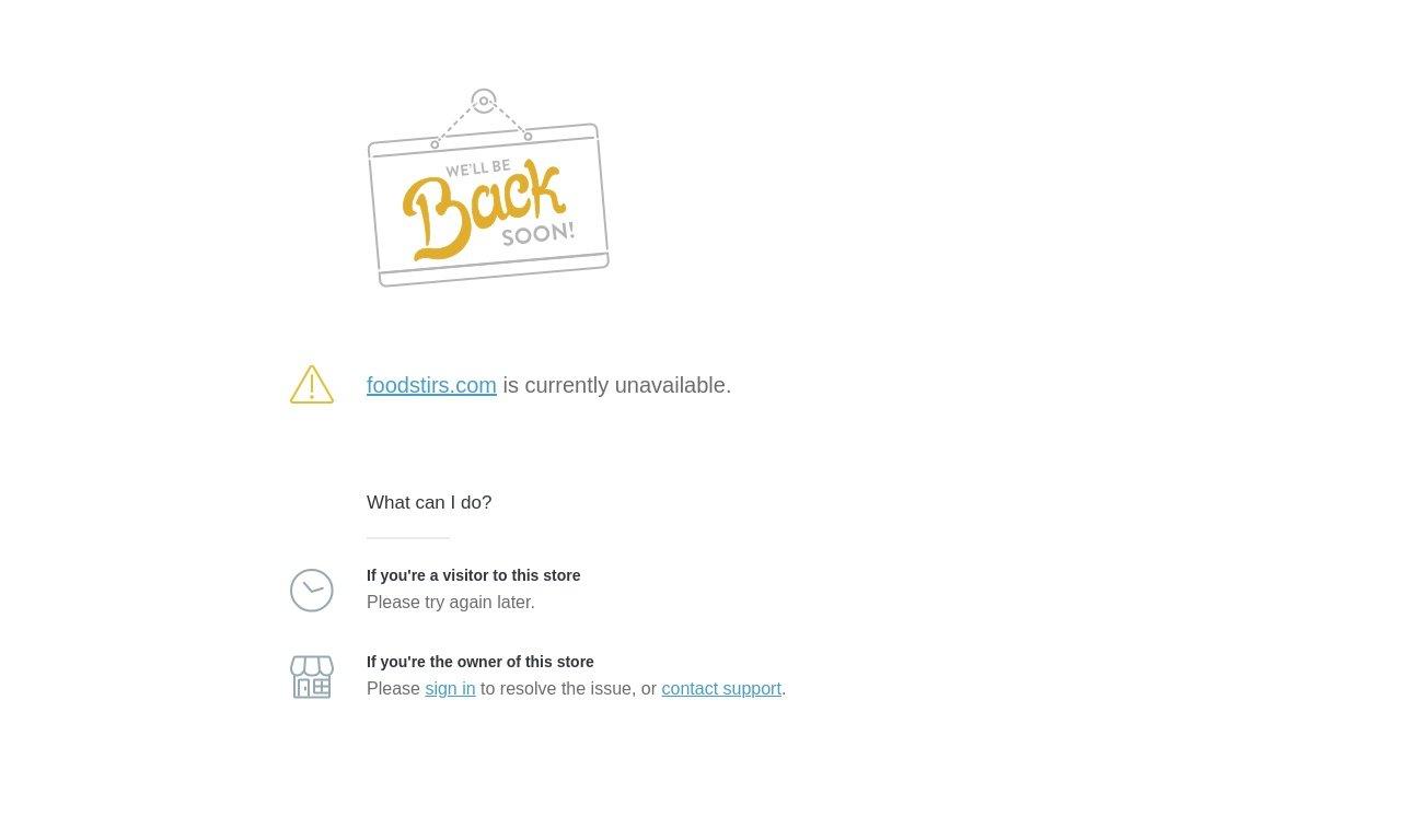 Foodstirs.com 1