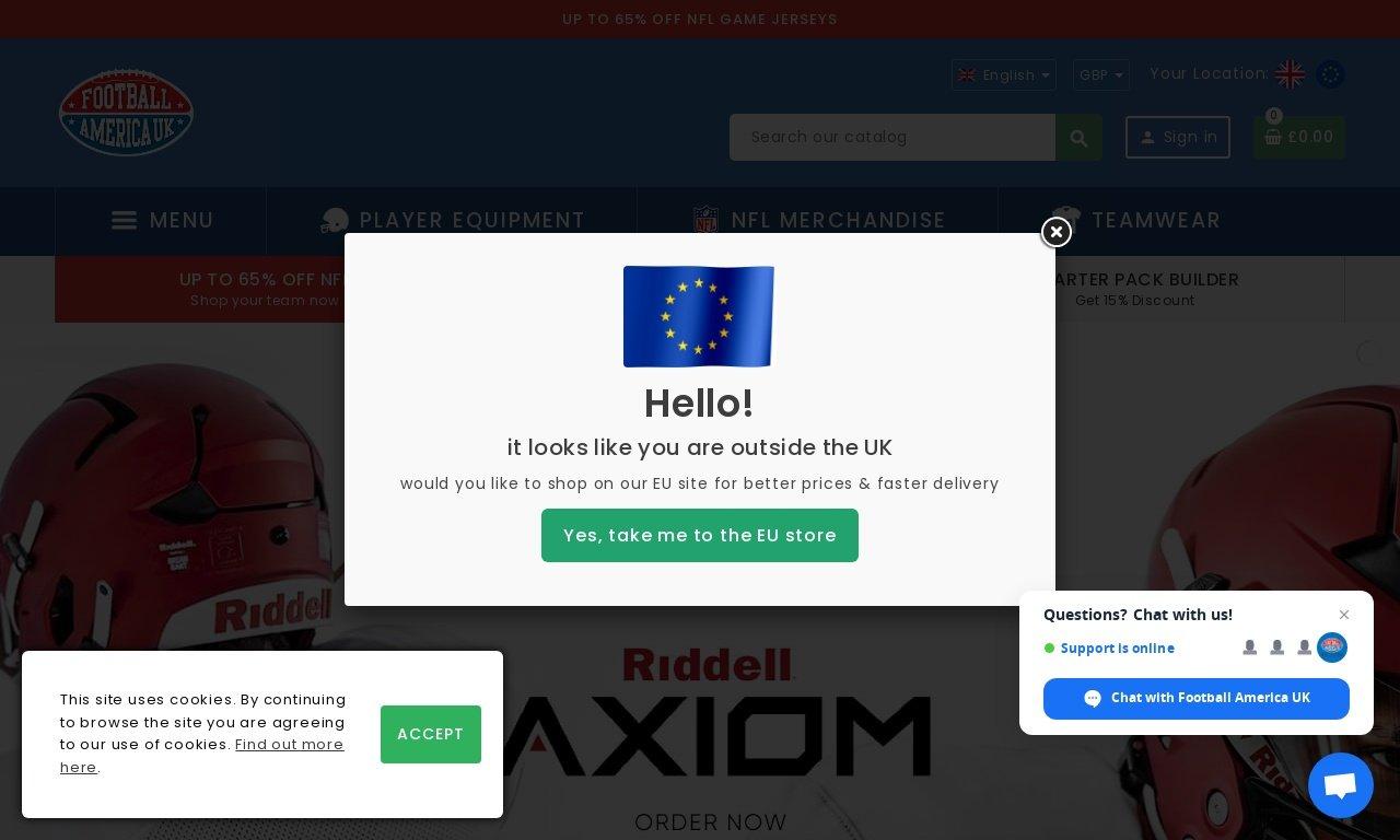 Footballamerica.com 1