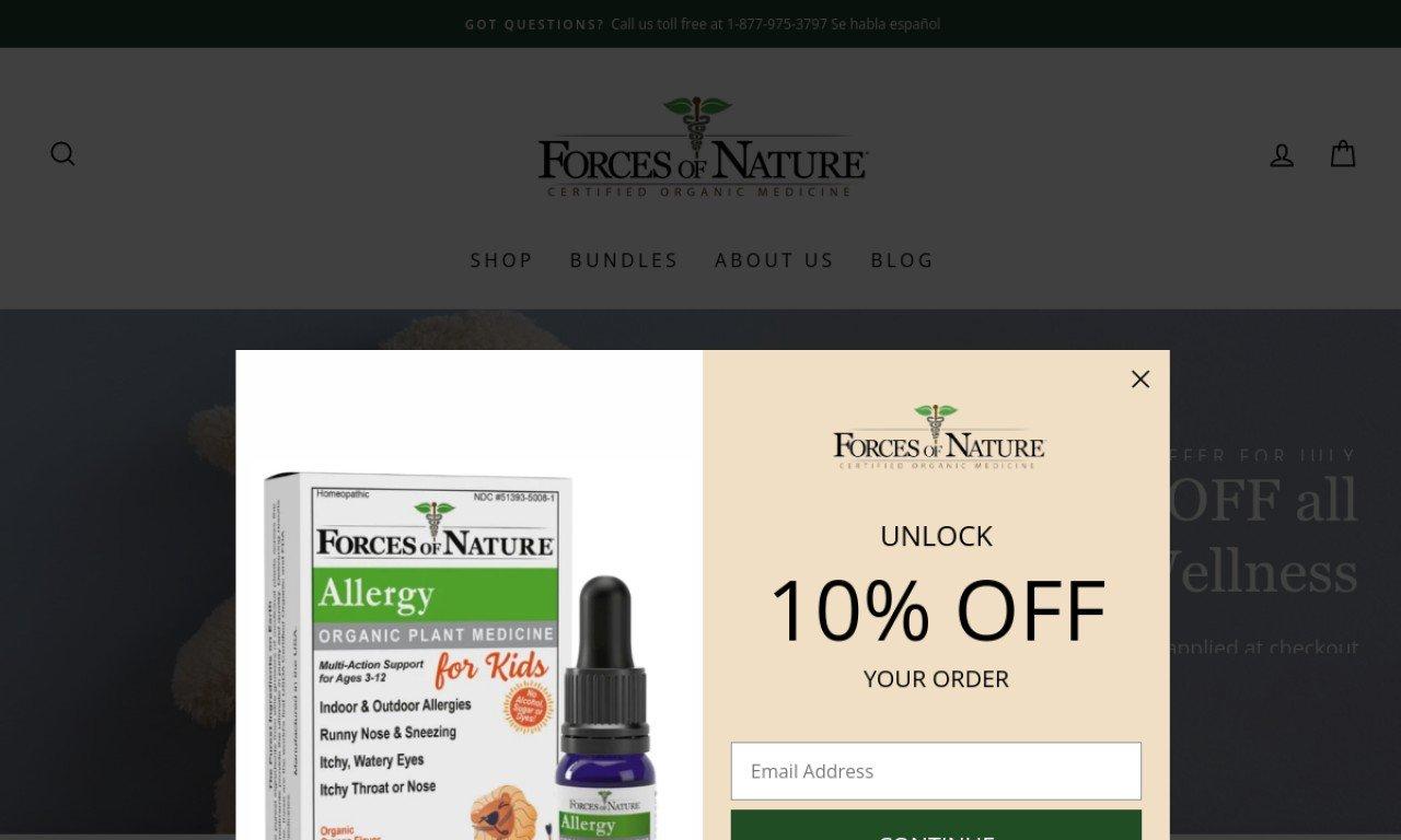 Forcesofnaturemedicine.com 1