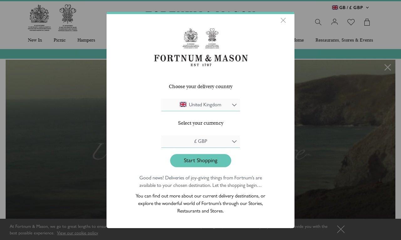 FortnumAndMason.com 1