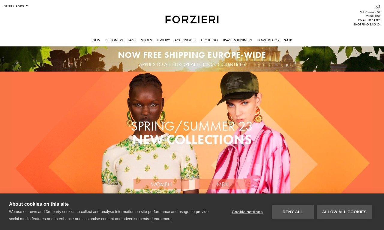 Forzieri.com 1
