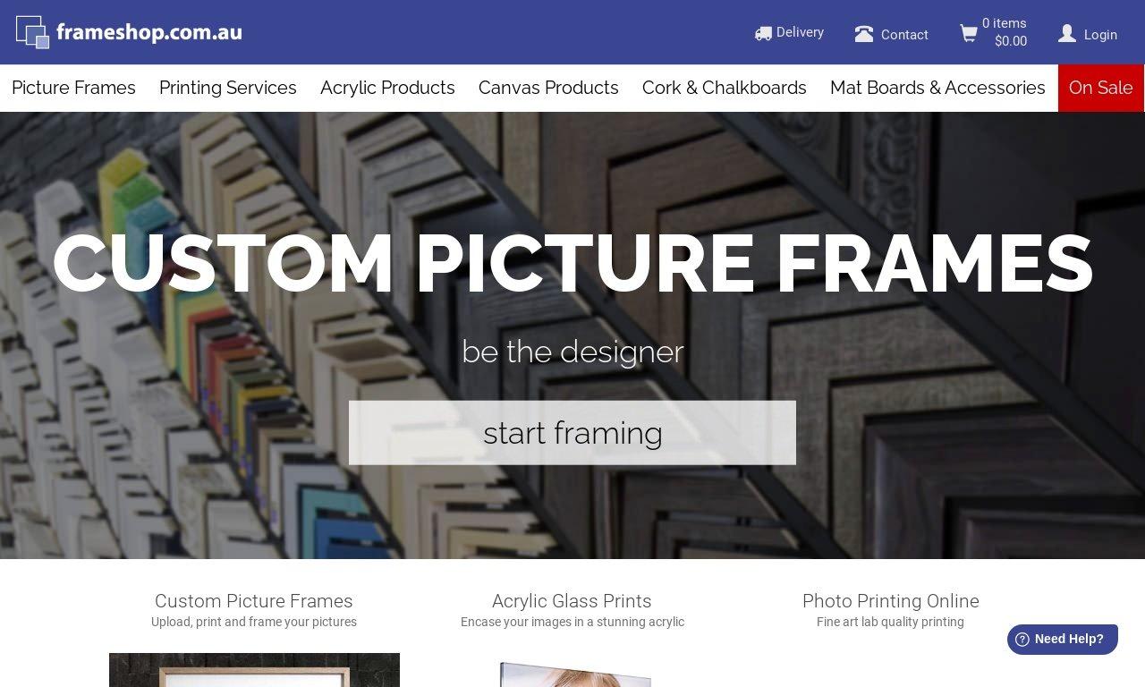 Frameshop.com.au 1