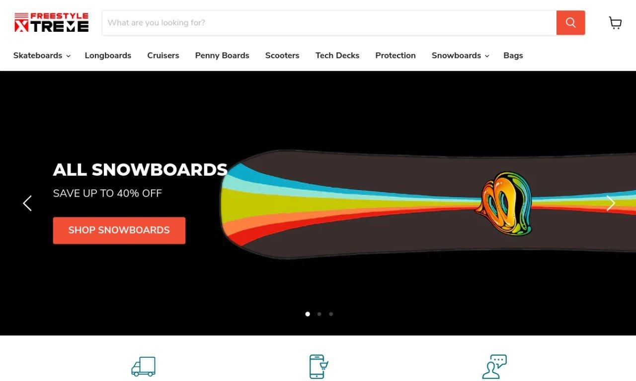 Freestyle Xtreme 1