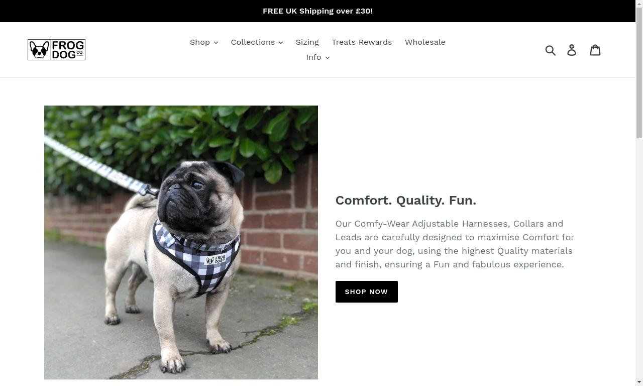 Frog dog co.com 1