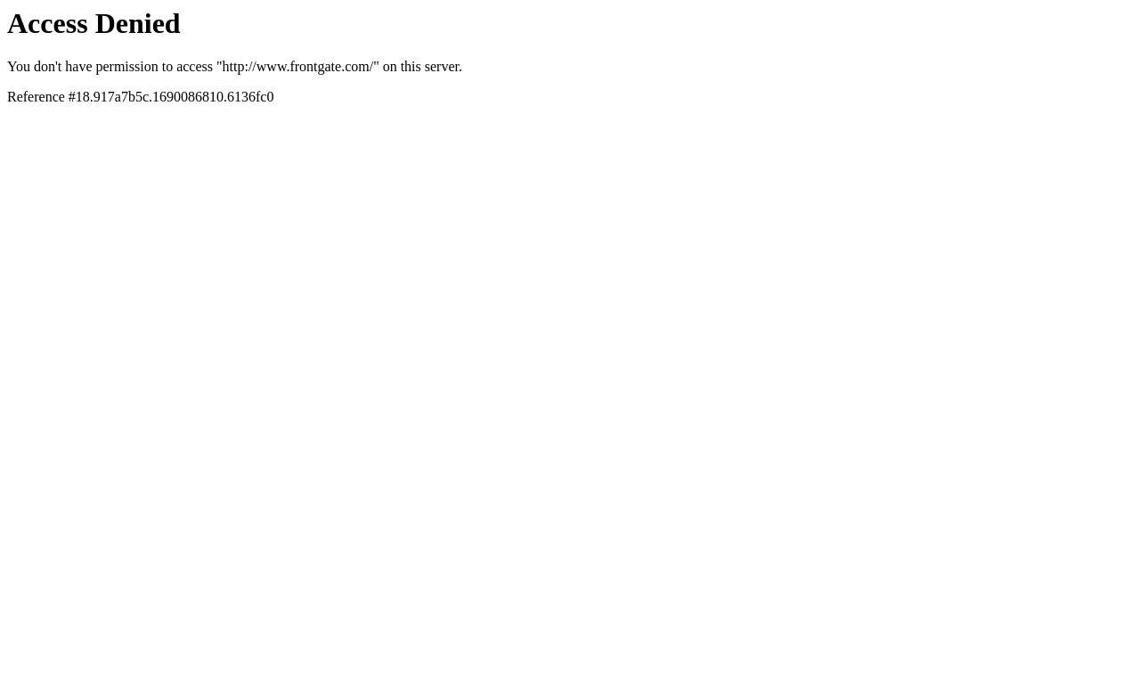 Frontgate.com 1