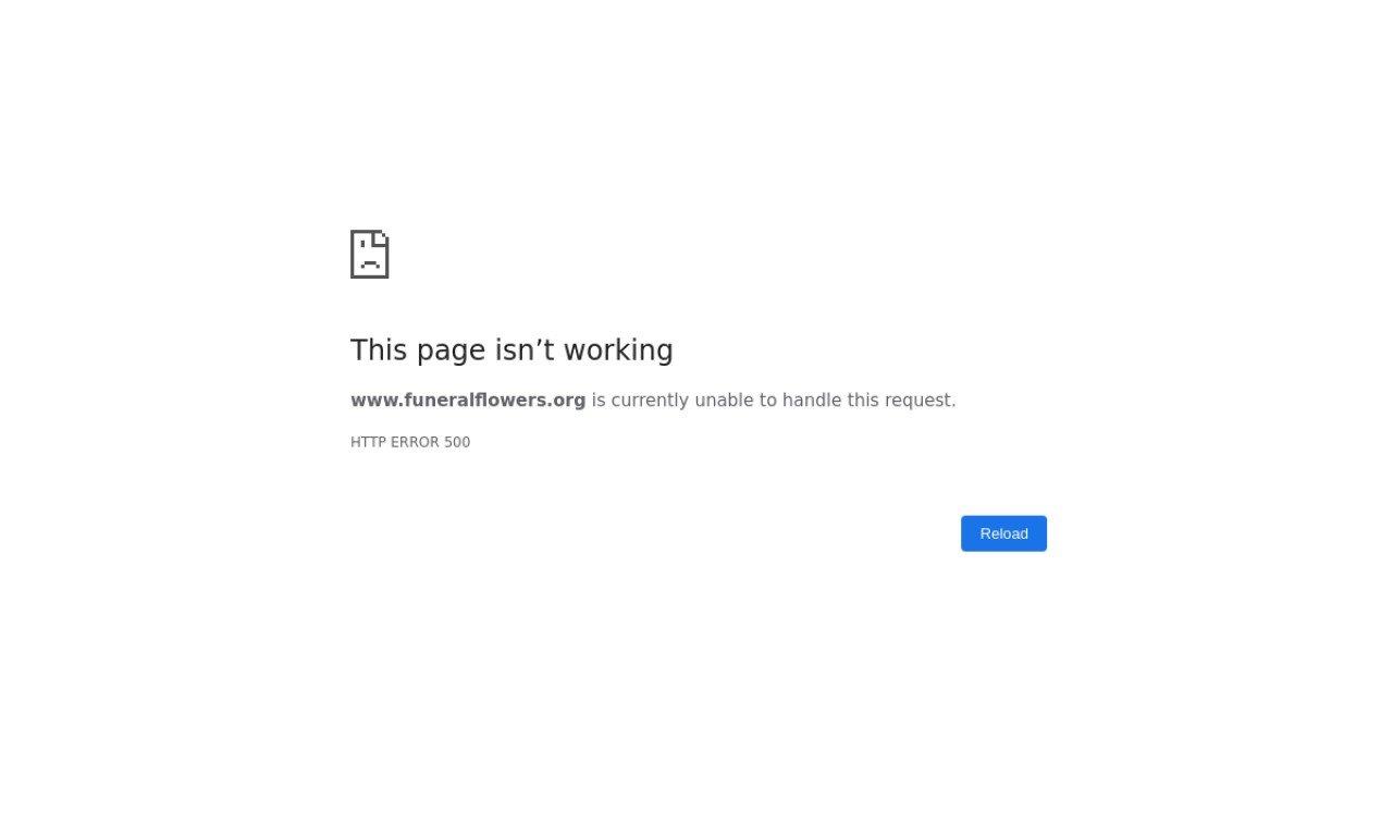 Funeralflowers.org 1
