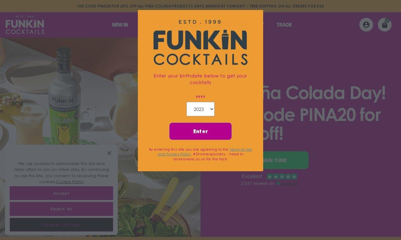 Funkincocktails.co.uk 1