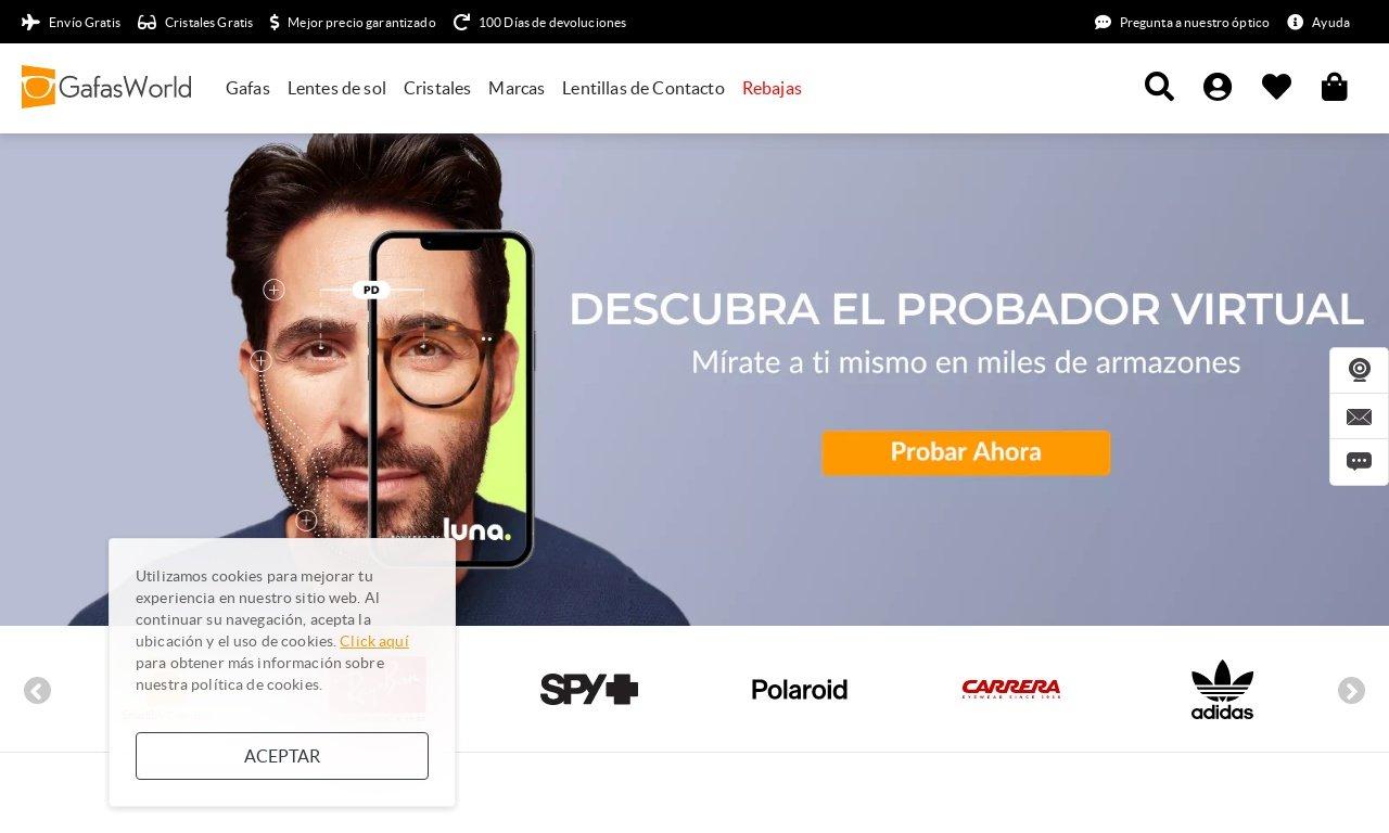 Gafasworld.es 1