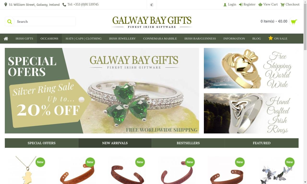 Galway Bay Gifts.com 1