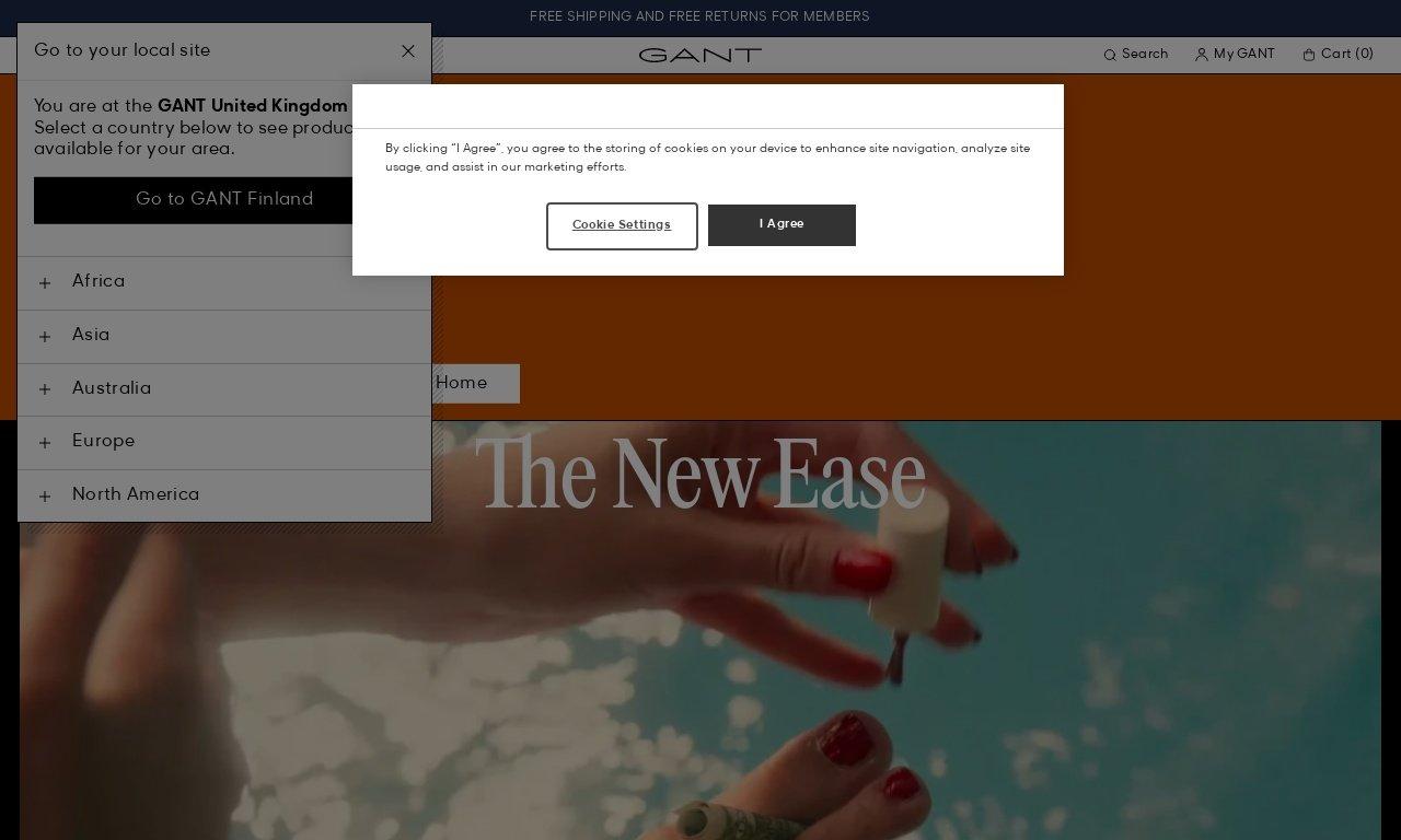 Gant.com - USA 1