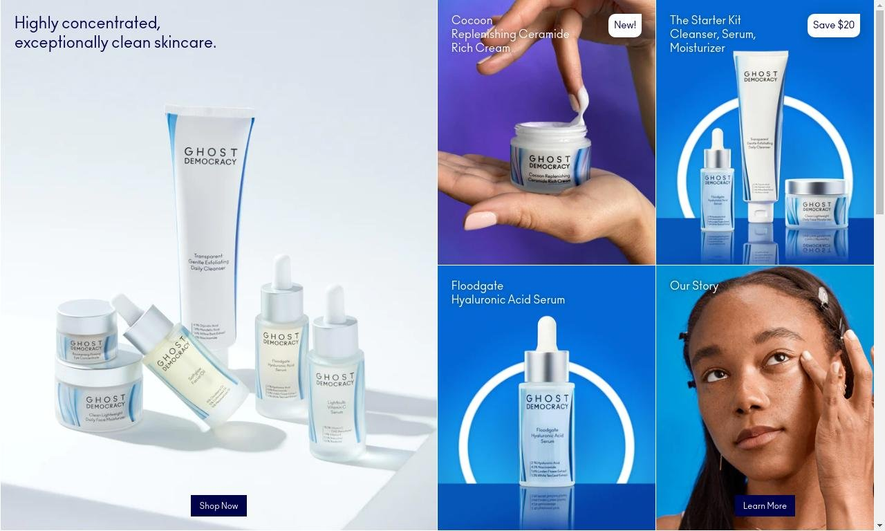 Ghostdemocracy.com 1
