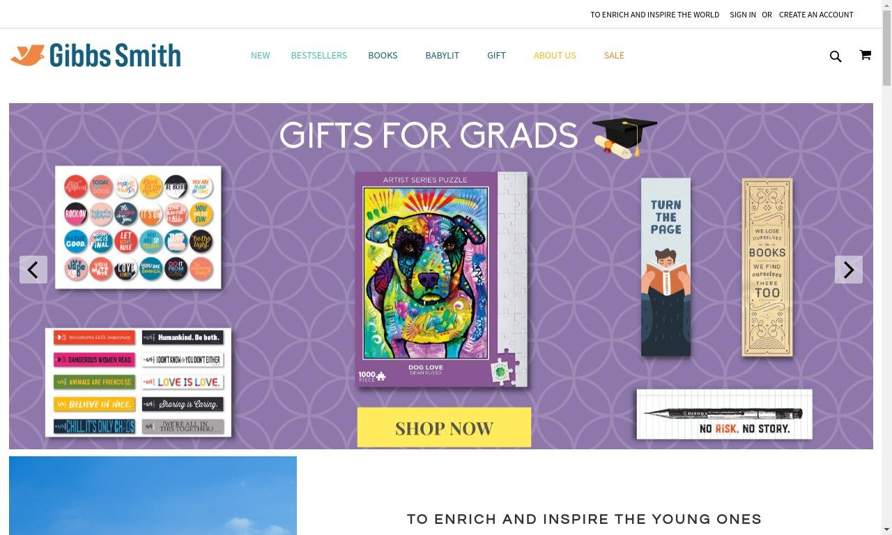Gibbs-smith.com 1