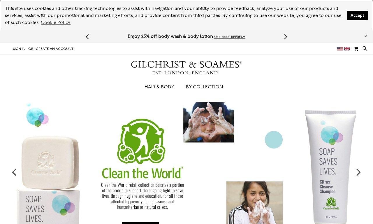Gilchristsoames.com 1