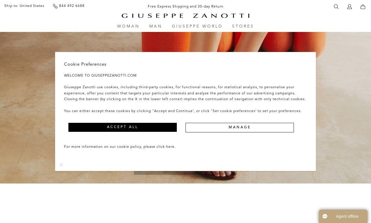 Giuseppe zanotti - Australia 1