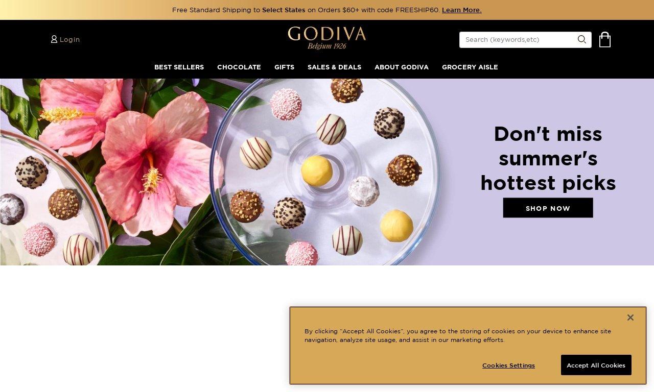Godiva.com 1