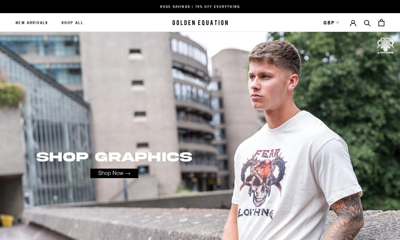 Goldenequation.co.uk 1