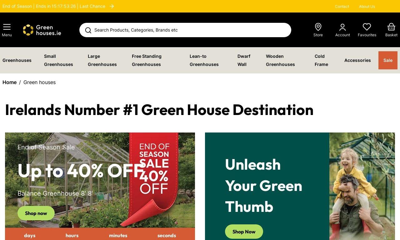 Greenhouses.ie 1