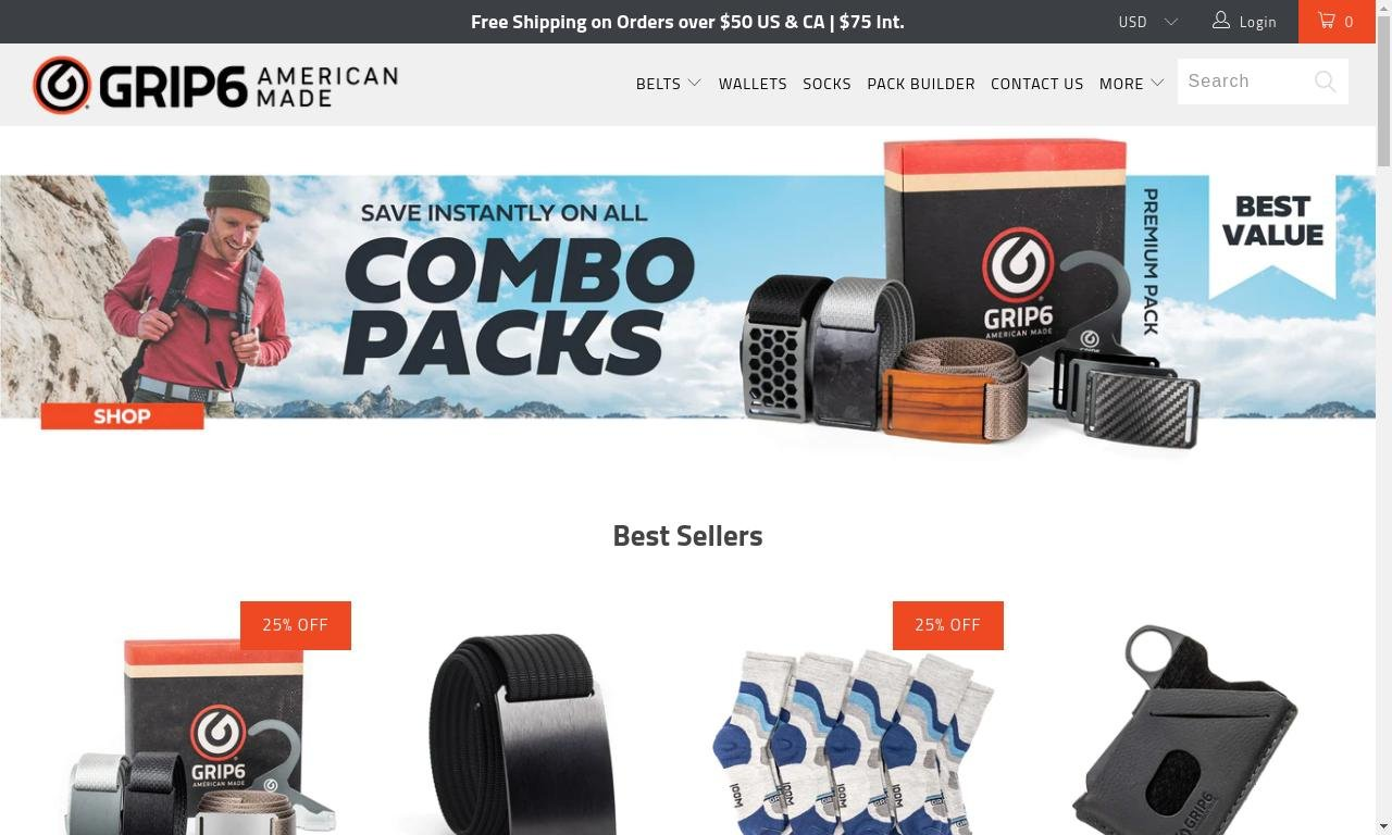 Grip6.com 1