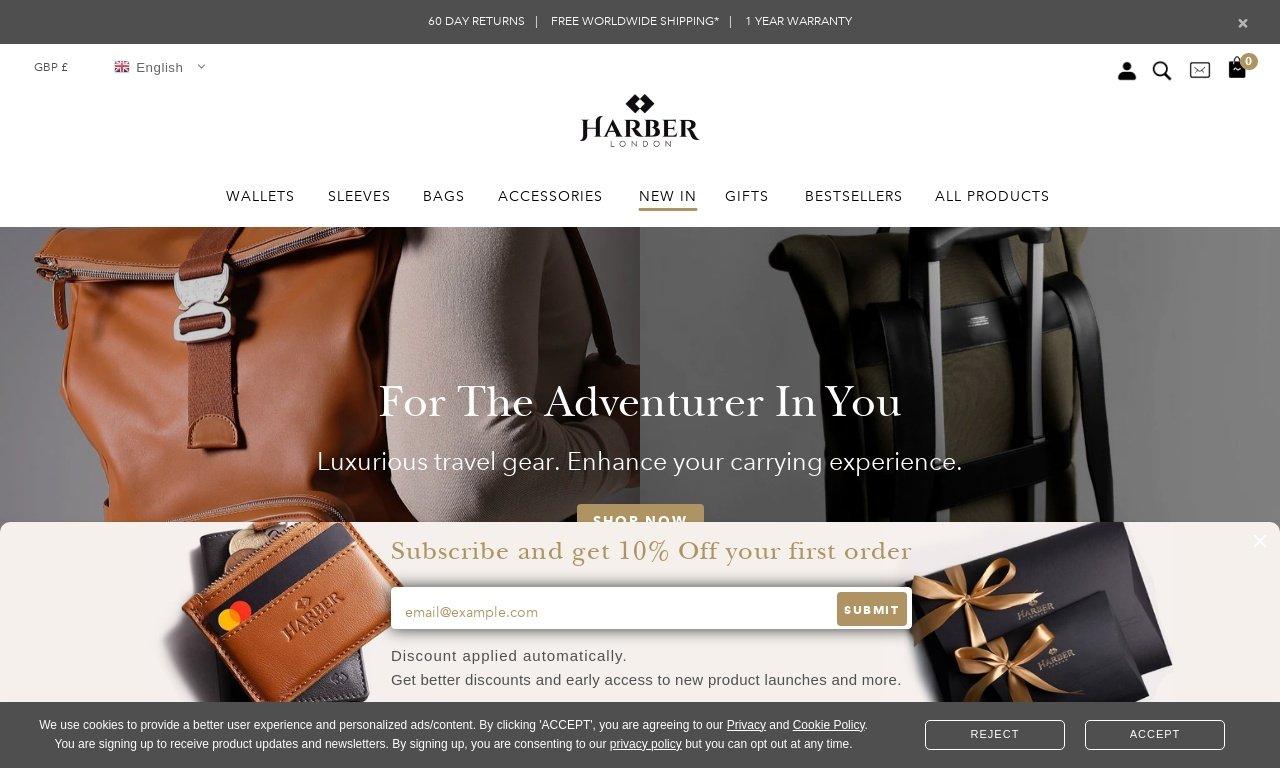 Harber london.com 1