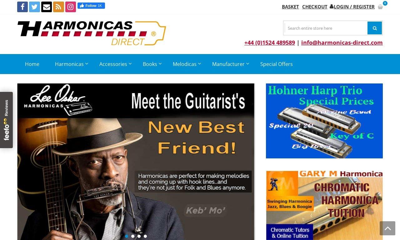 Harmonicas-Direct.com 1