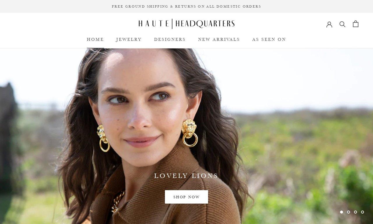 Hauteheadquarters.com 1