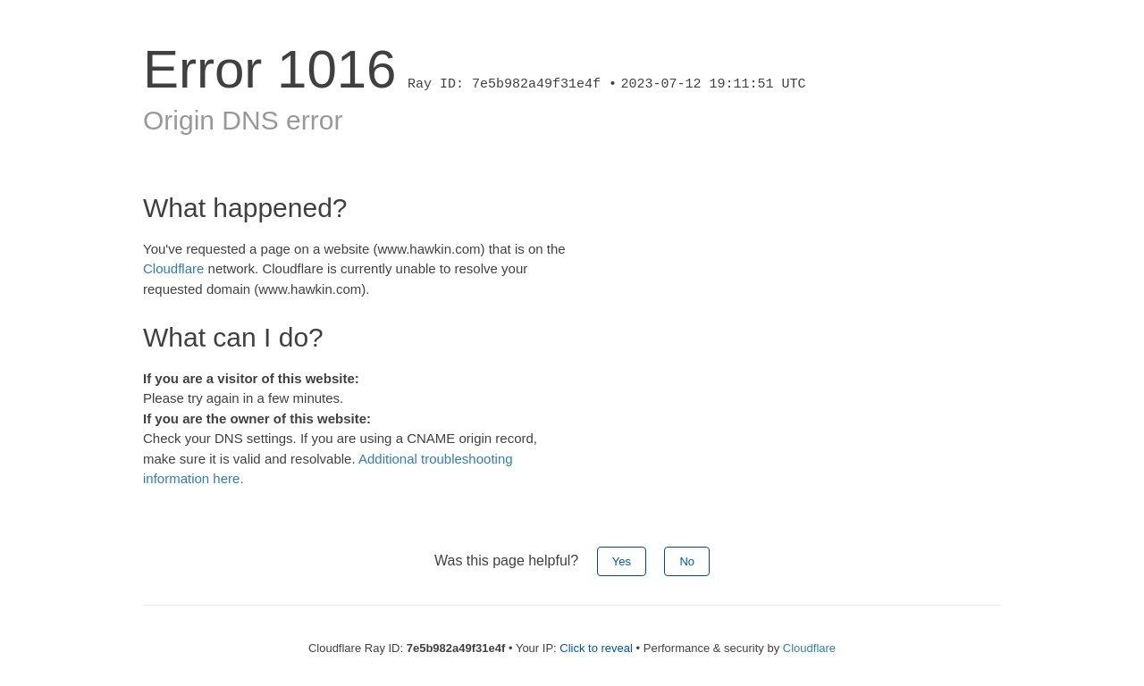 Hawkin.com 1