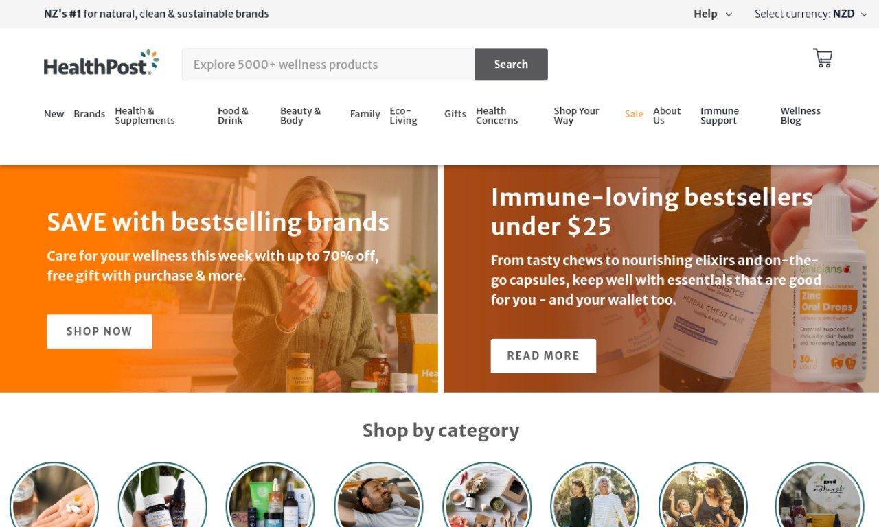 HealthPost.com.au 1