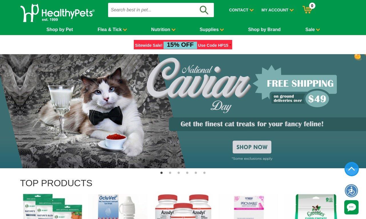 Healthypets.com 1
