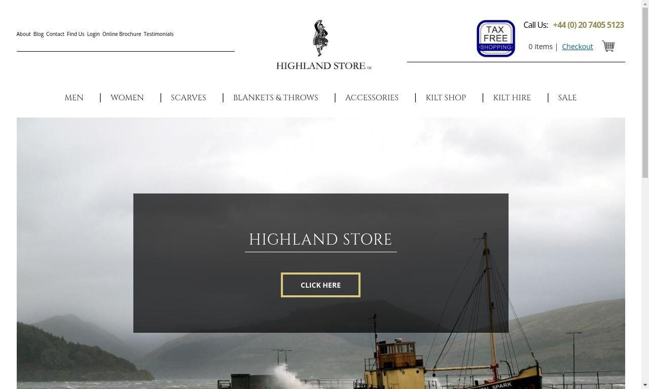 Highland Store 1